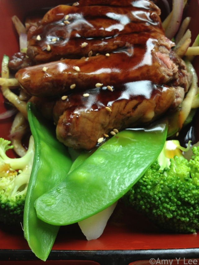Beef Teriyaki LOW